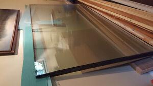 double pane glass panels/ Vitre Thermos fenetre 79×48 West Island Greater Montréal image 2