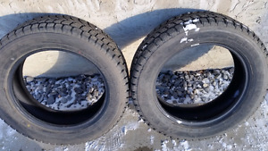2 18 INCH WINTER TIRES FOR SALE
