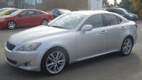2006 LEXUS IS 350 - LOADED - PST PD - MUST SEE! - IN YORKTON