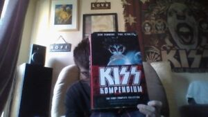 kiss kompendium  the first complete collection (comic books)