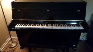 Bergmann Upright Piano for sale