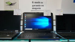 Laptop DELL E5530, i5-3340M, 8 Go, 240 Go SSD, 514-999-6996