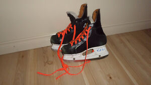 Patins de hockey pour enfant pointure 13