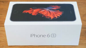 BRAND NEW IPHONE 6s PLUS 16 GIG SPACE GRAY