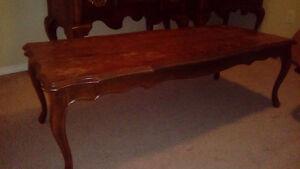 Solid wood antiques