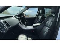 Land Rover Range Rover Sport 3.0 SDV6 (306) HSE Dynamic 5dr Auto 4x4 Diesel Auto