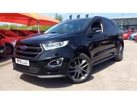 2016 Ford Edge 2.0 TDCi 210 Sport 5dr Powersh Automatic Diesel 4x4