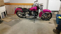 Harley Davdson FLSTC (Héritage Softail Classic)