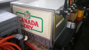 VINTAGE CANADA DRY BEVERAGE DISPENSER
