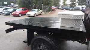 8ft flat deck bolts on any 1994-2002 Dodge ram London Ontario image 3