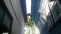 Winnipeg Eavestrough Cleaning and Maintenance