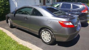 2009 Honda Civic DX-A Coupe (2 door)