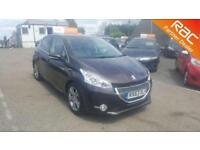 Peugeot 208 Hatch 5Dr 1.2VTi PureTech 82 EU5 Allure Petrol red Manual