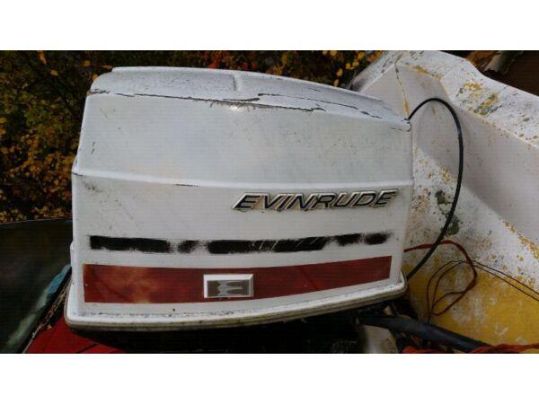 Used 1970 Evinrude 60 Hp