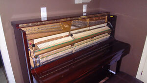 Samick SU-121 Upright Piano in Excellent Condition & Tuned Kitchener / Waterloo Kitchener Area image 3