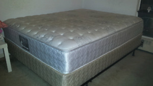 Queen Size Bed ( All the Parts )