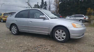 2003 HONDA CIVIC ****AUTOMATIQUE 1995$****