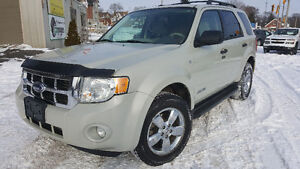 2008 Ford Escape XLT SUV, Crossover - TWO SETS OF TIRES/RIMS!