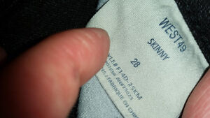 2 Pairs West 49 Jeans Strathcona County Edmonton Area image 3