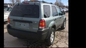 2005 Ford Escape XLT SUV, Crossover London Ontario image 8