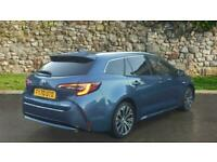 2020 Toyota COROLLA TOURING SPORT 1.8 VVT-i Hybrid Excel 5dr CVT Auto Estate Pet