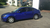 2008 Mazda 3 153,000km 5 Speed LOADED Safety/E-tested! Kitchener / Waterloo Kitchener Area Preview