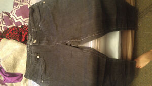 Large & plus sized jeans - various other items
