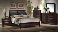 Brand new queen bedroom set only $2000