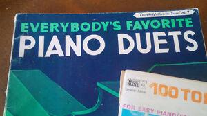 Five Piano, Organ Music Books Kitchener / Waterloo Kitchener Area image 2