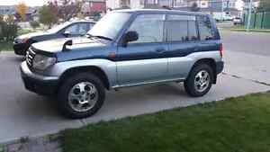 Best offer  Trades welcome 4x4 Mitsubishi pajero low km