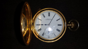 Antique Waltham Pocket Watch