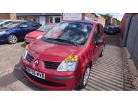 2006 / 56 Renault Modus 1.4 16v Oasis 5 Door Full MOT+Warranty+AA Cover