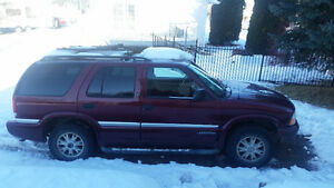 2001 GMC Jimmy Parts/Project