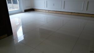 TILE AND MARBLE INSTALLATION