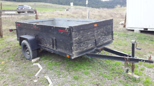 10 foot utility trailer for sale