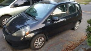 2008 HONDA FIT 4 DOOR HATCHBACK FOR SALE! DRIVES SMOOTH!