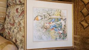 Beatrix Potter Vintage Prints