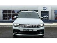 2020 Volkswagen Tiguan 2.0 TDi 150 R-Line Tech 5dr DSG Diesel Estate Auto Estate