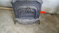 Airtight Wood stove In Great shape