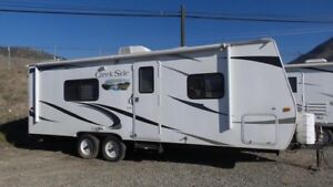 2011 OUTDOORS RV CREEKSIDE 22 RB