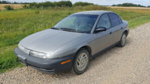 1999 Saturn LOW KM GAS MIZER!!!