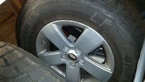 NEW winter tires 225/75R16 alloy rims for Jeep Patriot + more