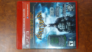Play station 3 games for sale /trade
