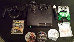 PS3 and PS Move in excellent condition