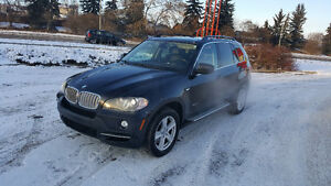 REDUCED 2009 BMW X5 4.8l, Crossover
