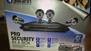 Swann Advanced Security System