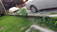 Need quotes for retaining wall