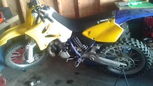 1999 YZ250 $2500 FIRM!!!!!