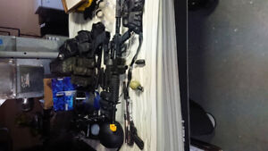 Large Paintball lot! Asking $500 obo