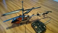 Spycat video camera RC Helicopter